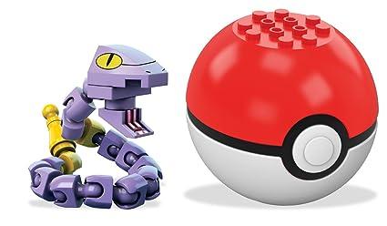 Pokeball Pokémon Juguete Mega Construx Ekans 5AjLR34