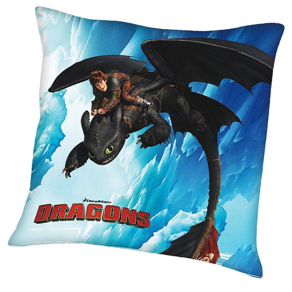 Cojín de dragón de Como entrenar a tu dragón