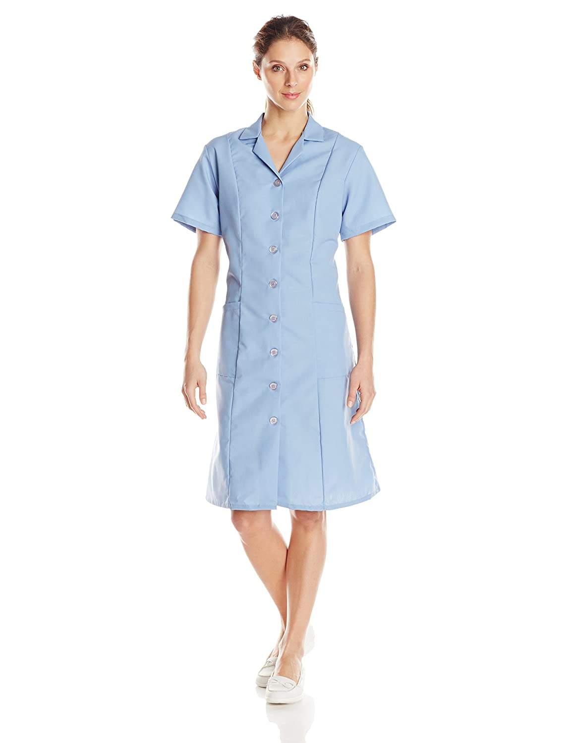 Red Kap Women's Short Sleeve Work Dress Red Kap Women's Uniforms