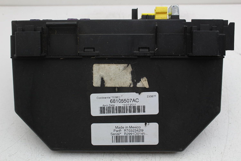 2012 dodge caravan fuse box 12 12 dodge caravan 3 6l under hood relay fuse box block warranty  3 6l under hood relay fuse box