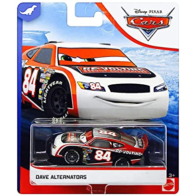 Disney Cars Dave Alternators 1:55 Scale Diecast: Toys & Games