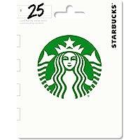 Tarjeta de regalo de Starbucks