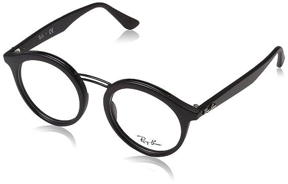 dab1333377 Amazon.com: Eyeglasses Ray-Ban Optical RX 7110 5196 MATTE BLACK ...