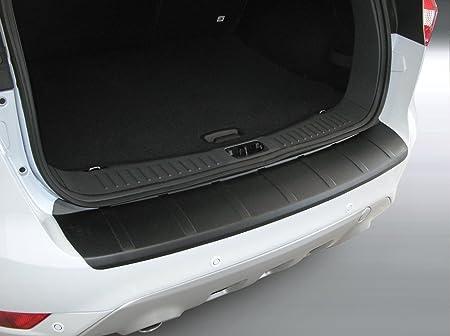 Aroba AR163 protezione paraurti posteriore ABS plastica colore nero Rearguard