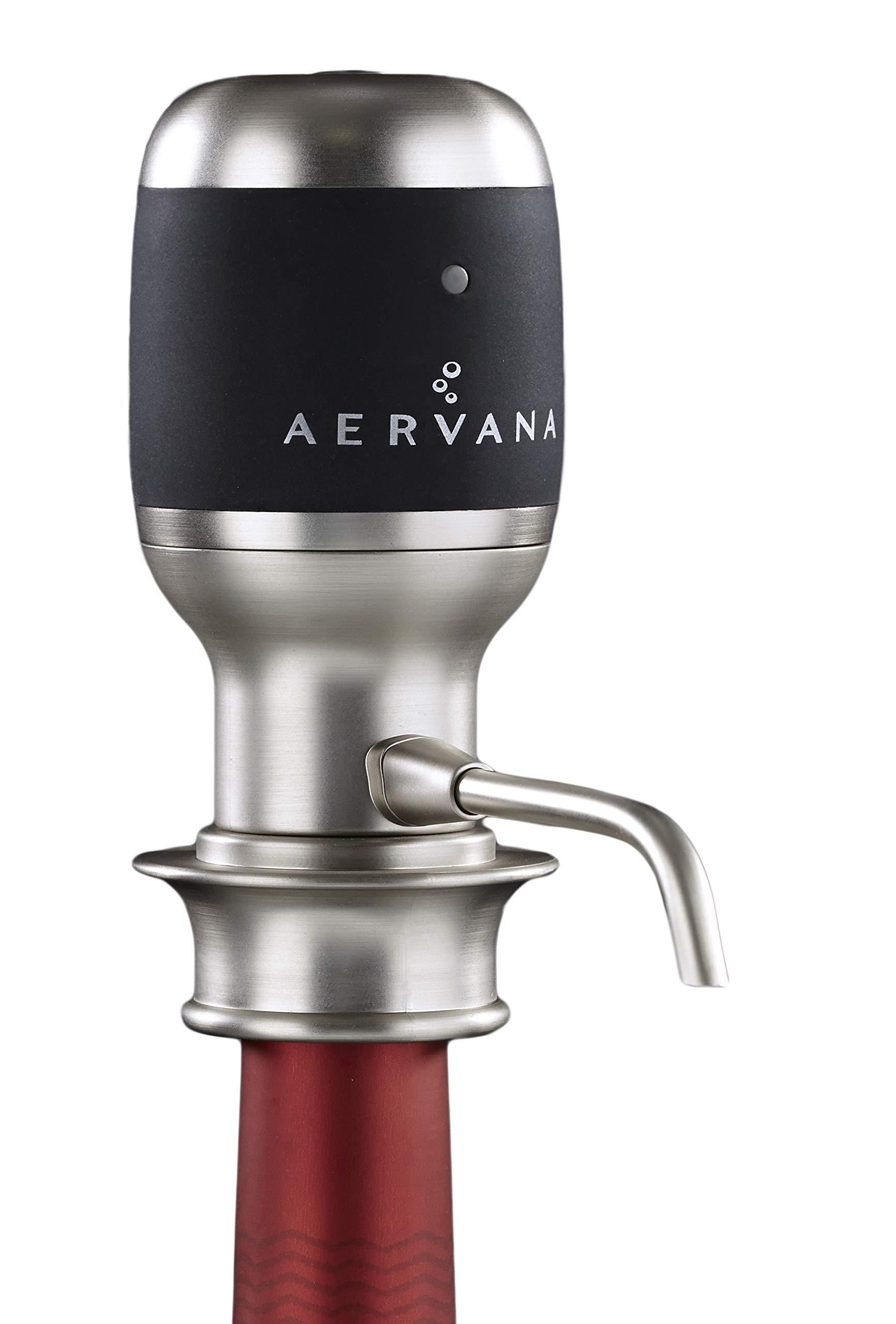 Aervana Original: 1 Touch Luxury Wine Aerator by Aervana