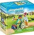 PLAYMOBIL City Life -70193 Patient i rullstol