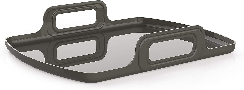 Black Aluminum Ninja 123KY300 Foodi Grill Griddle Plate