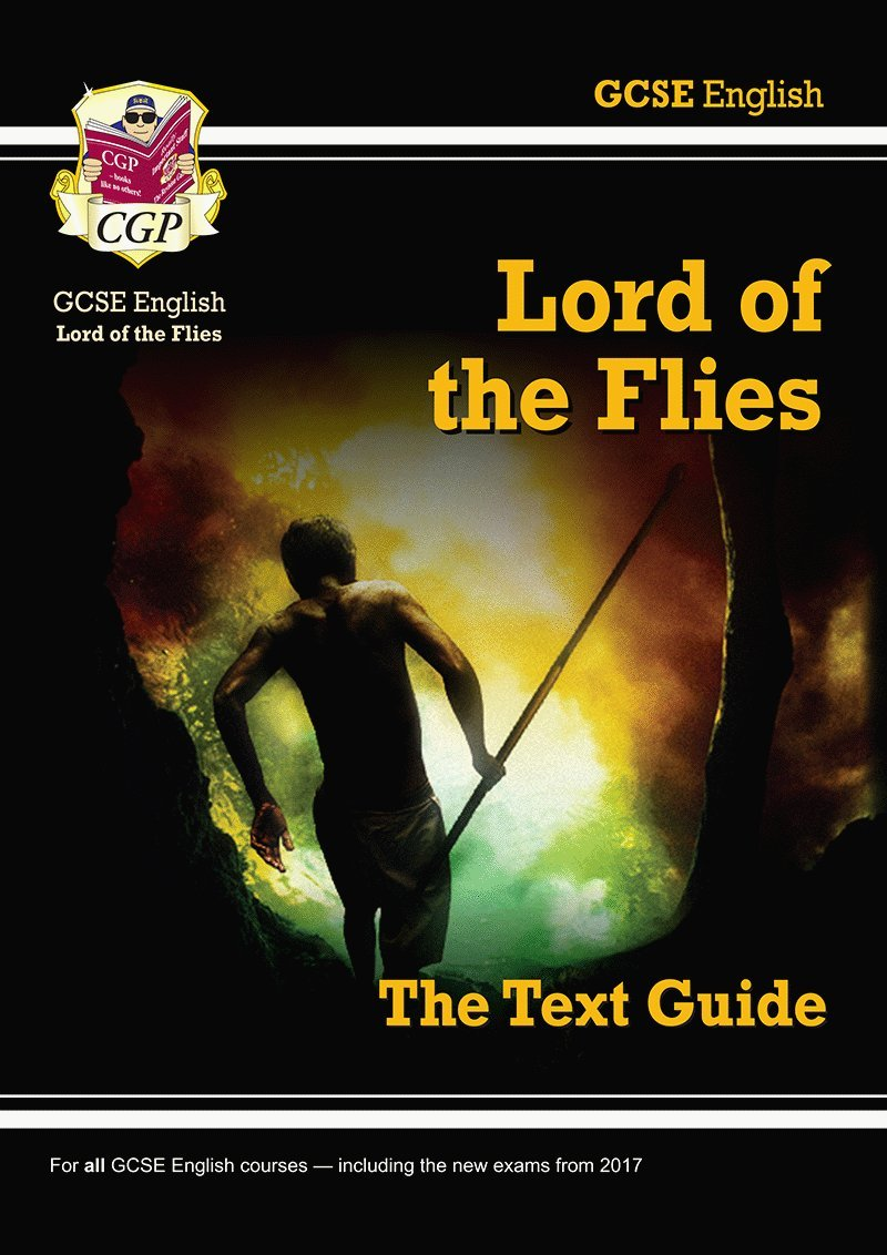 gcse english text guide lord of the flies amazon co uk cgp gcse english text guide lord of the flies amazon co uk cgp books books
