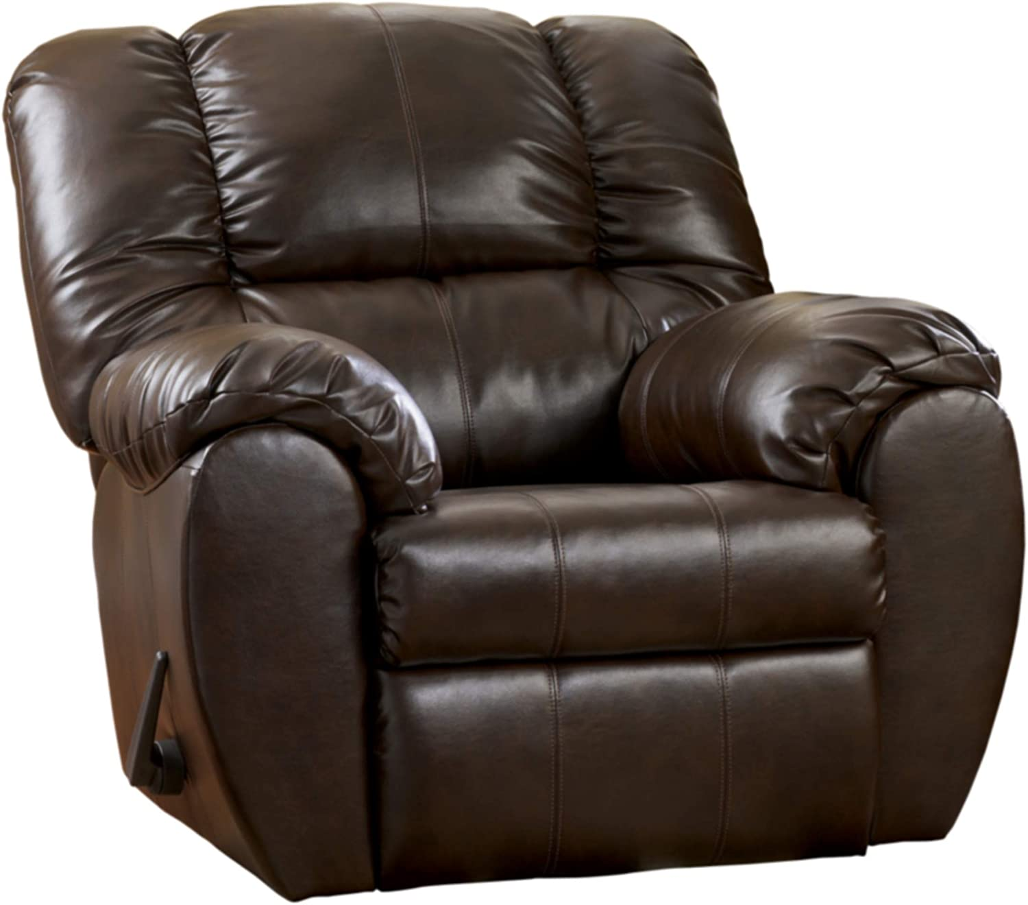 Signature Design by Ashley Dylan Rocker Recliner Espresso