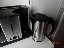 klarstein hattrick 3 in 1 edelstahl fr hst cksset 1 5l kaffeemaschine. Black Bedroom Furniture Sets. Home Design Ideas