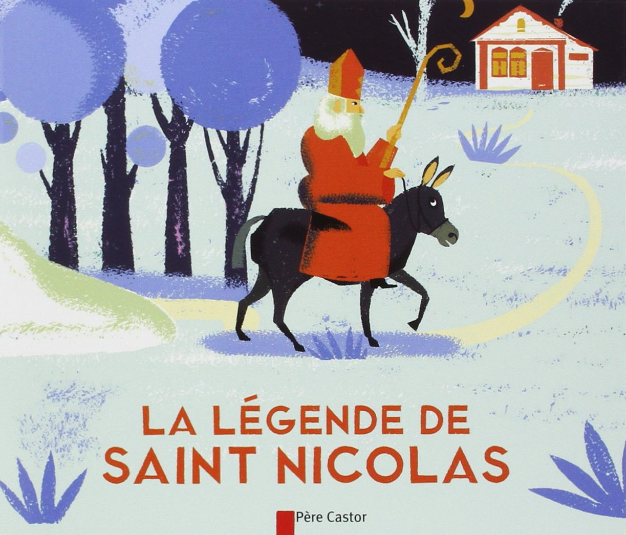 magasin discount nouvelle version prix Amazon.fr - La légende de Saint Nicolas - Robert Giraud ...