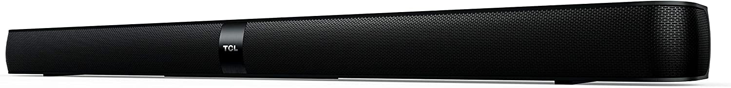 "TCL Alto 7 2.0 Channel Home Theater Sound Bar with Built-in Subwoofer - TS7000, 36"", Black"