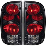 AnzoUSA 211180 Dark Smoke G2 Taillight for Toyota Tacoma - (Sold in Pairs)