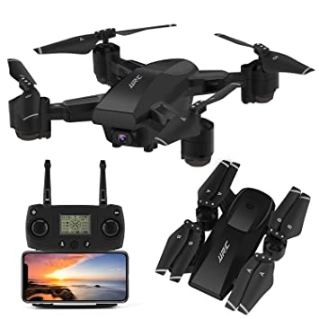 INKPOT GPS Drone JJRC H78G 5G WiFi FPV RC Drone Plegable con ...