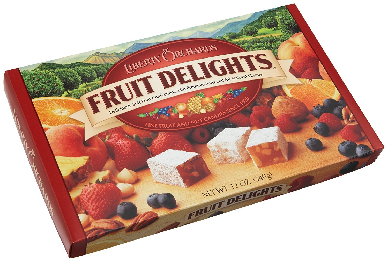 Fruit Delights 12 oz by Liberty Orchards (Image #1)