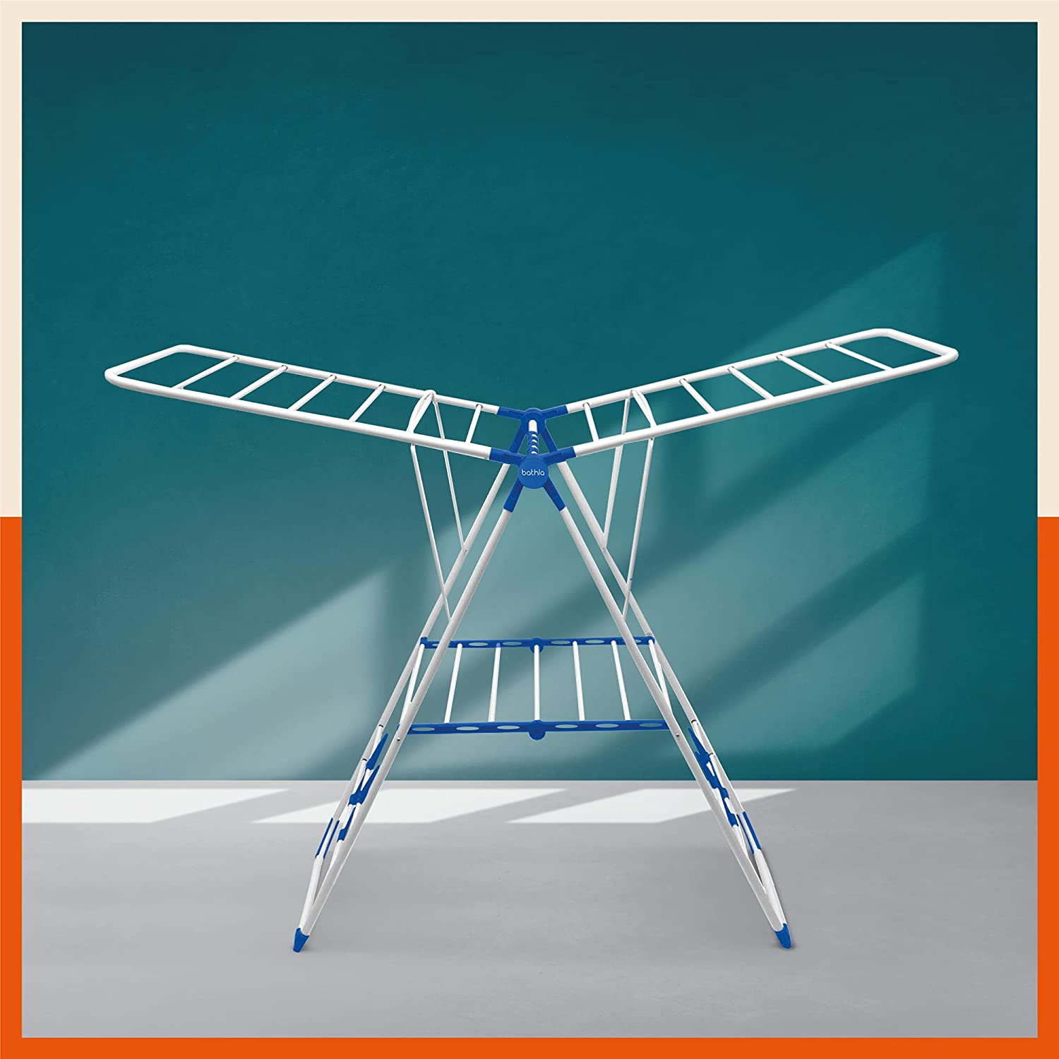 cloth drying stand stainless steel