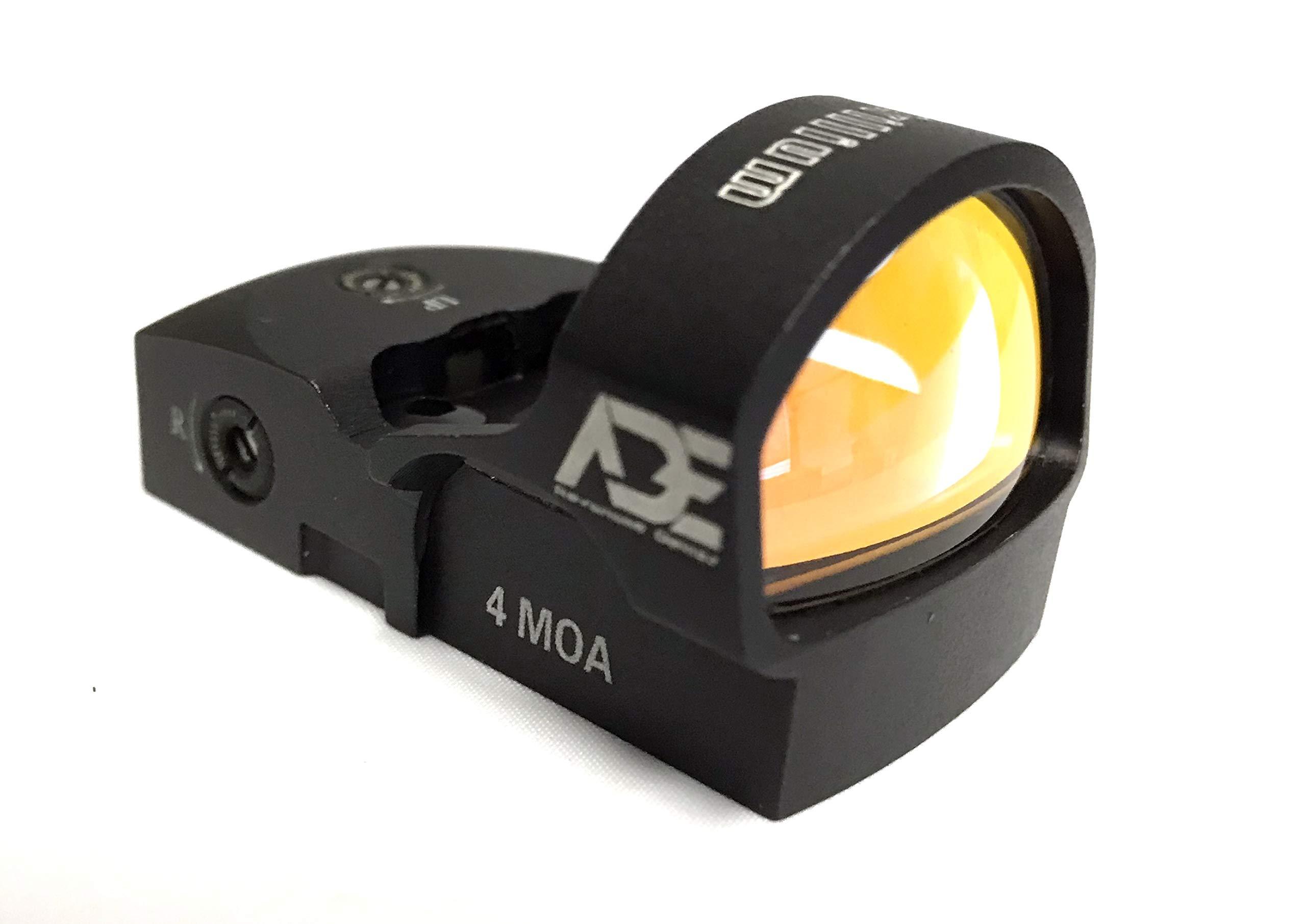 Ade Advanced Optics Bertrillium RD3-013 Red Dot Reflex Sight for Glock by Ade Advanced Optics