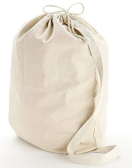 Amazon com: BagzDepot Canvas Laundry Shoulder Bags - Heavy Duty Well