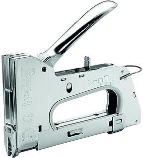 Rapid 20511811 Grapadora Manual, plateado: Amazon.es ...