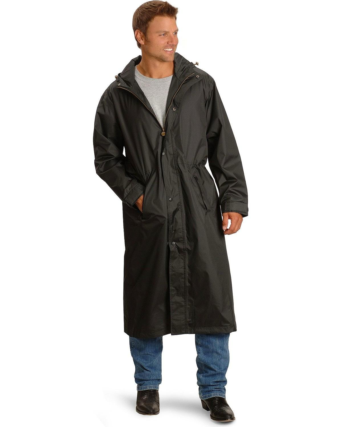 Outback Trading Pak-a-Roo Duster S Black
