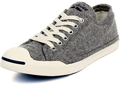 ea574e2a610a Converse The Jack Purcell LP Compacted Wool Sneaker Gray Heather
