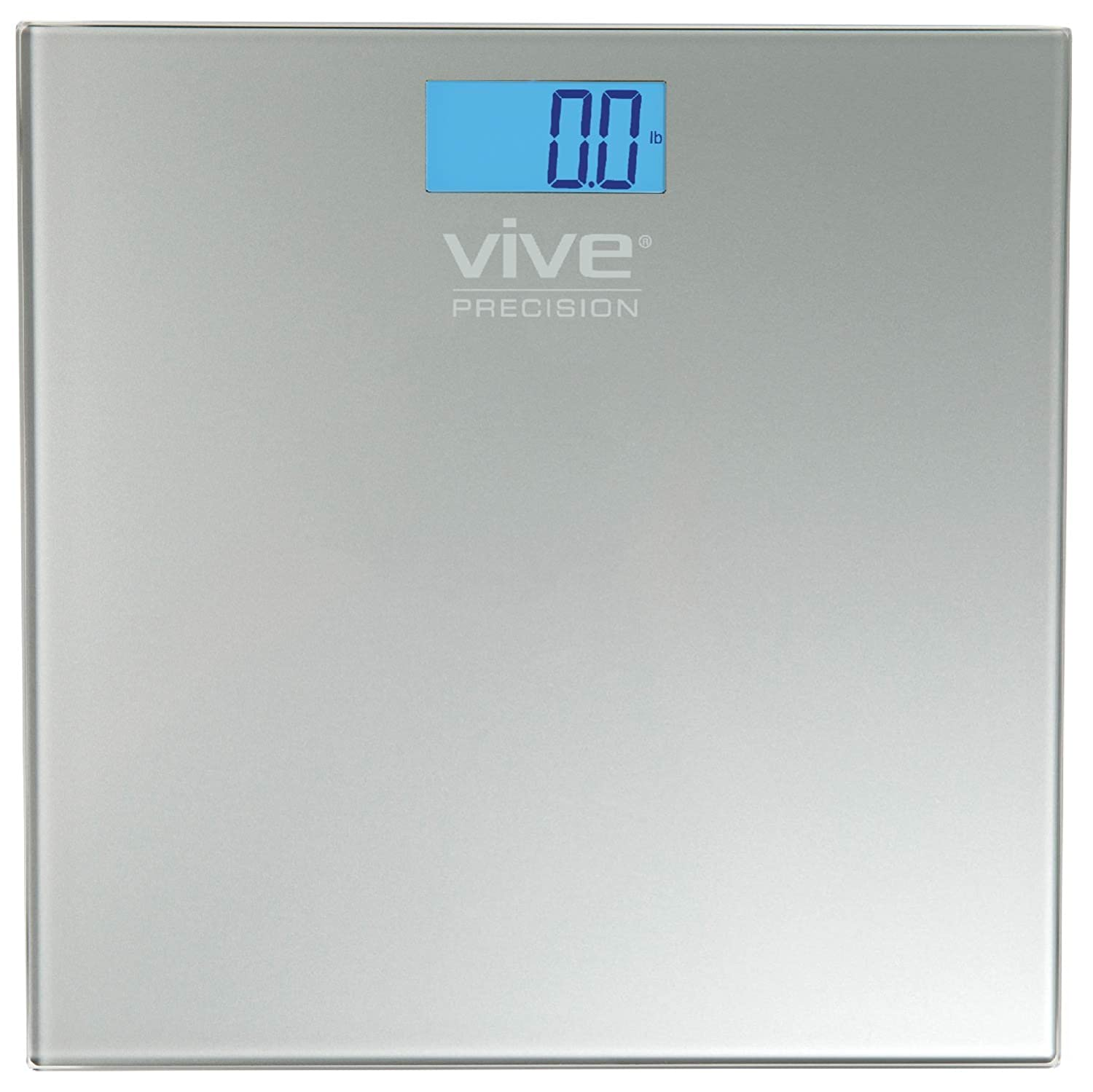 Bathroom scale accuracy consistency - Amazon Com Digital Bathroom Scale By Vive Precision Weight Scale Measuring Device Electronic Body Scale Easy To Read Backlit Display Accurate To 2