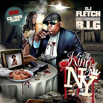 notorious b i g - Notorious B I G The King of NY 2 CD DVD Mixtape