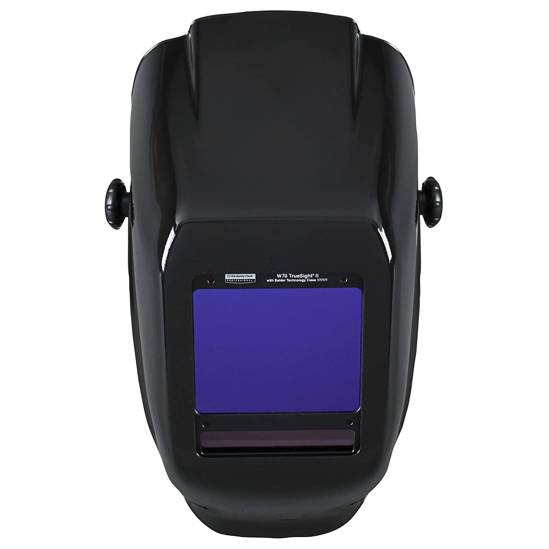 Jackson seguridad truesight II Digital Auto oscurecimiento casco de soldadura con tecnología de Balder (46159), HLX, ADF, Negro: Amazon.es: Amazon.es