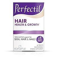 Vitabiotics Perfectil Hair Multivitamin | Hair Growth and Strengthening | Formula...