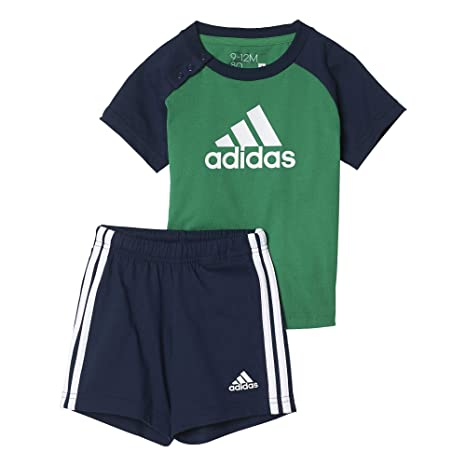 la meilleure attitude b6b27 09982 adidas I Sum Set Boys - Ensemble T-Shirt et Short, garçon ...