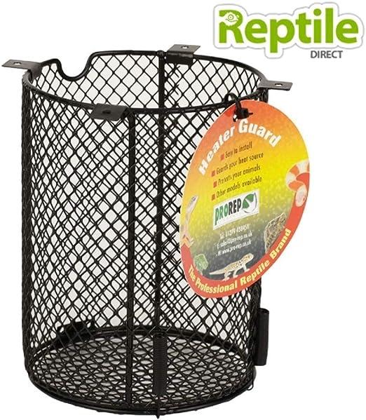 Small Reptile Heater Guard | Reptile Guards