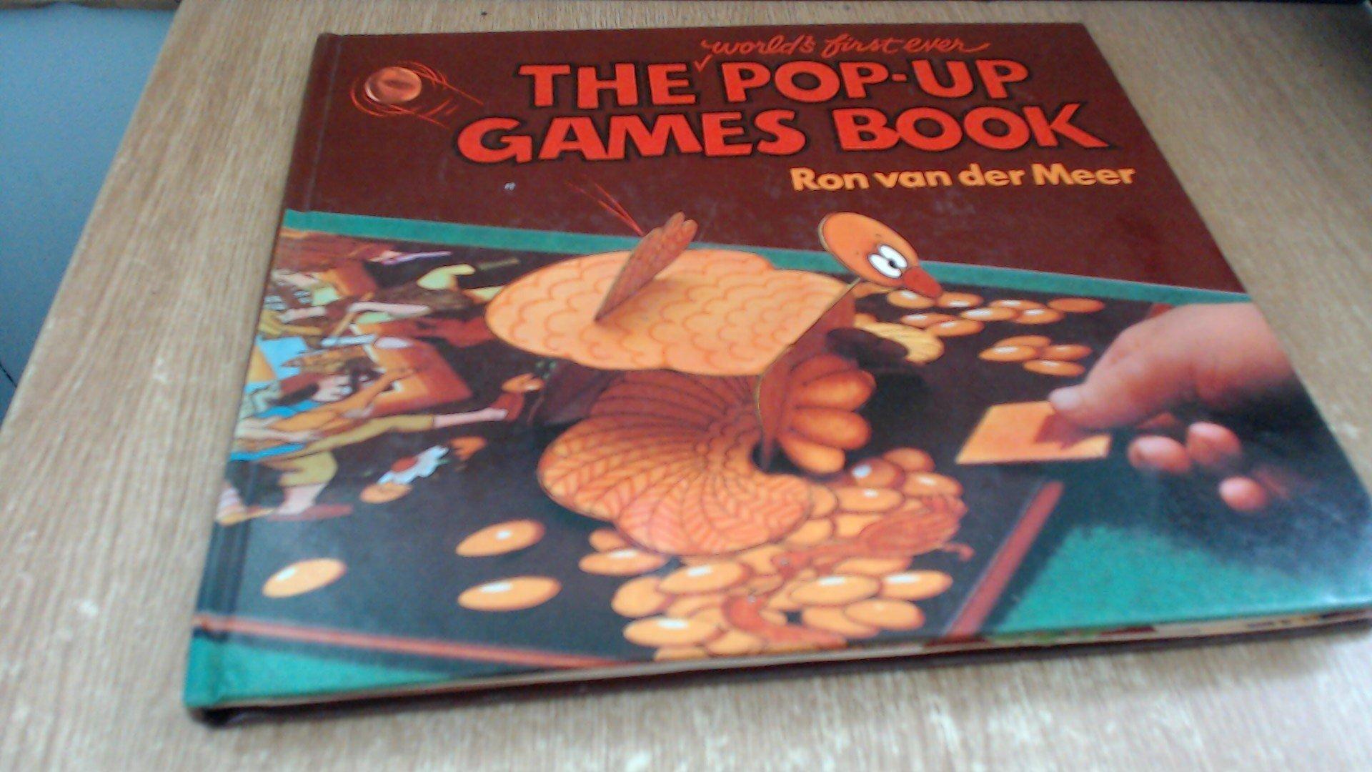 Games: Pop-up Book: Amazon.es: Meer, Ron Van Der: Libros en ...