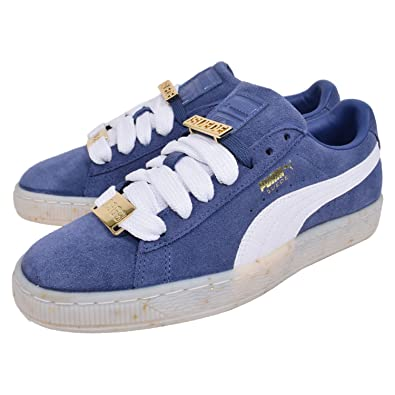 cfb57198738b7 Puma Suede Classic Bboy Fabulous Trainers Blue: Amazon.co.uk: Shoes ...
