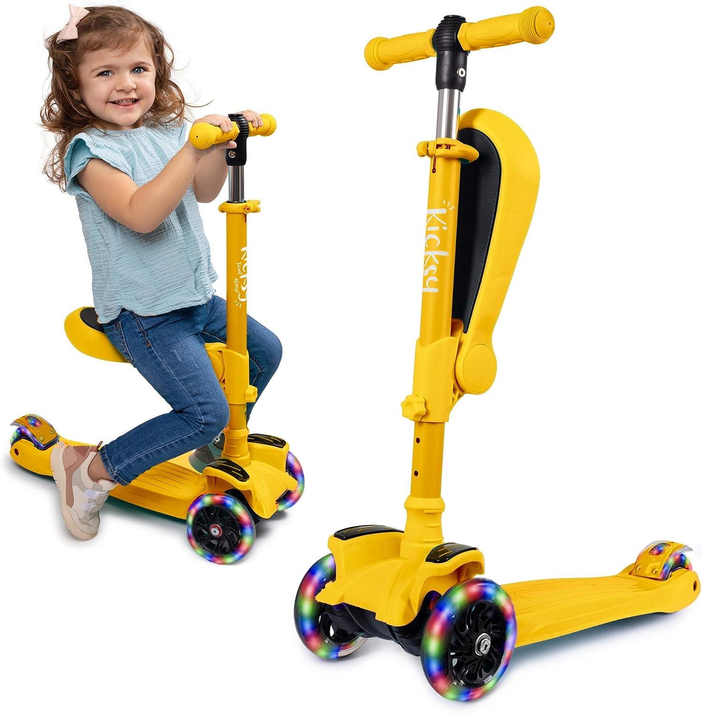KicksyWheels Scooter for Kids