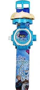 Kids Watch For Girls Digital Rubber - 4456 , 2725611254427