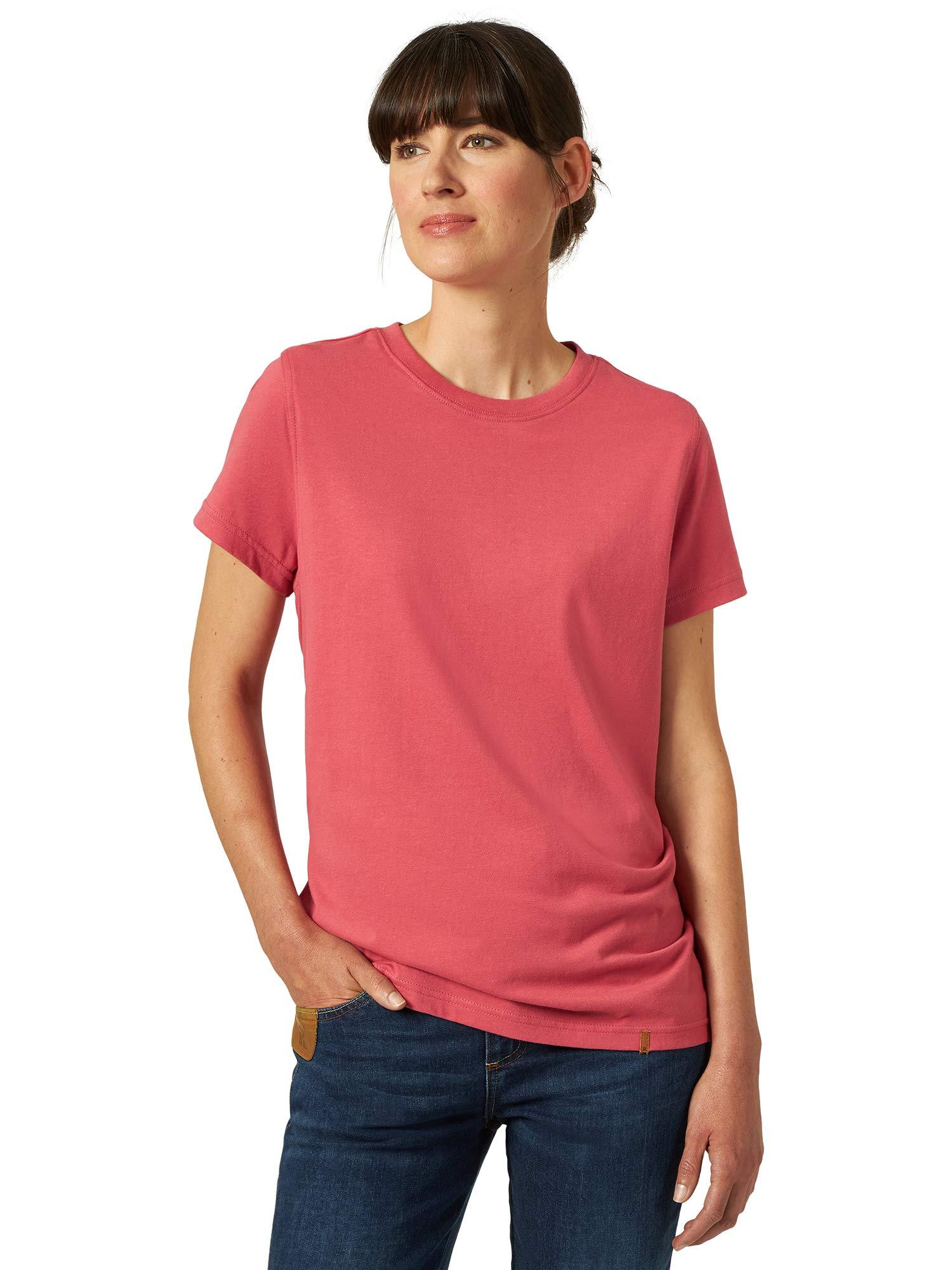 Wrangler Riggs Workwear Women's Short Sleeve Performance T-Shirt