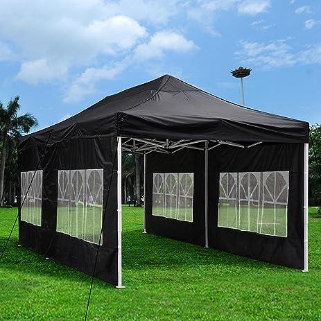 Amazon Yescom 10x20 Feet Easy Pop Up Canopy Folding Gazebo