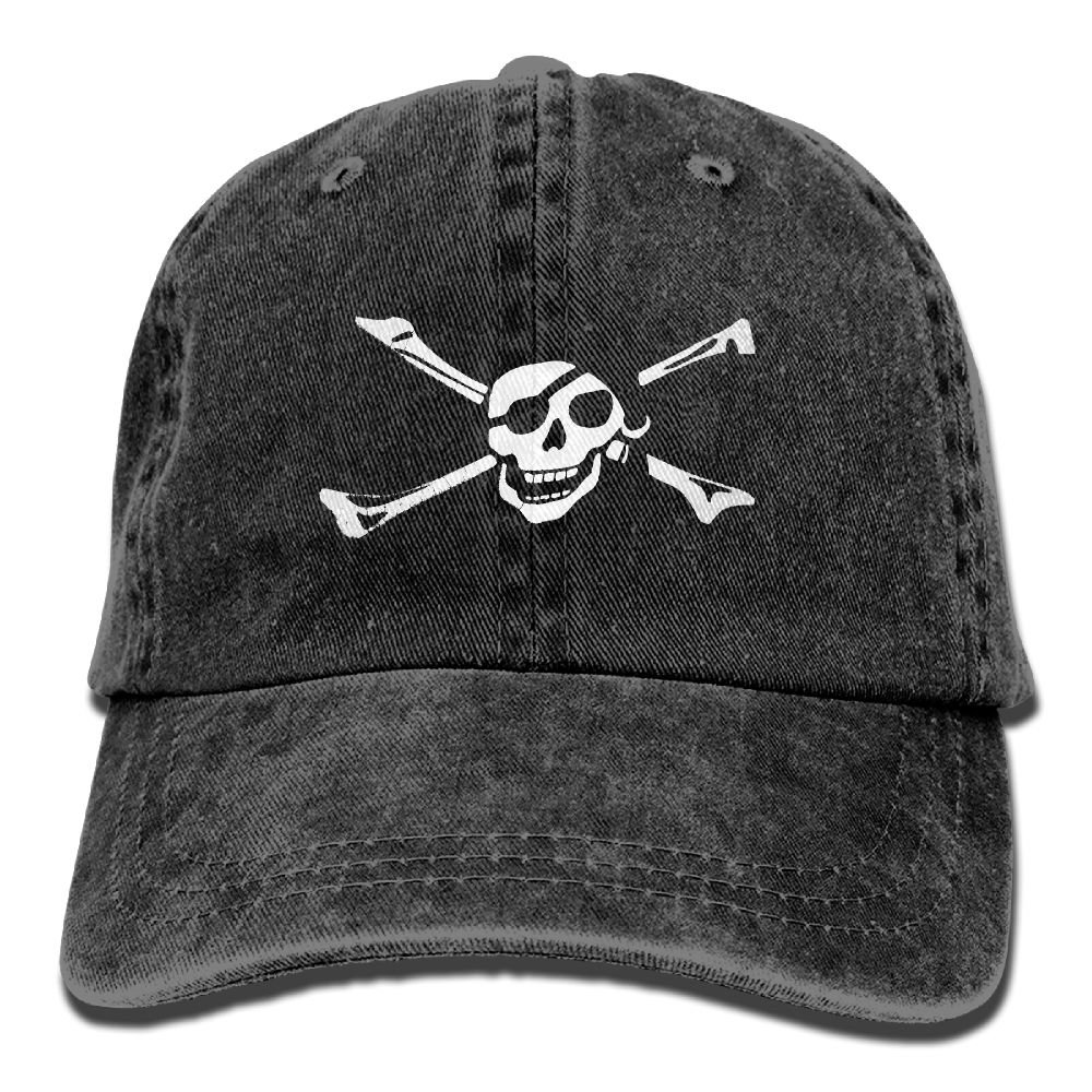 LETI LISW SKELEWashedDad Hat Adult Unisex Adjustable Hat by LETI LISW (Image #1)