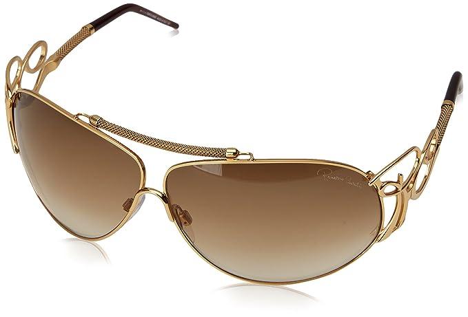 Roberto Cavalli RC850S Gafas de Sol, Gold, 70 para Mujer ...