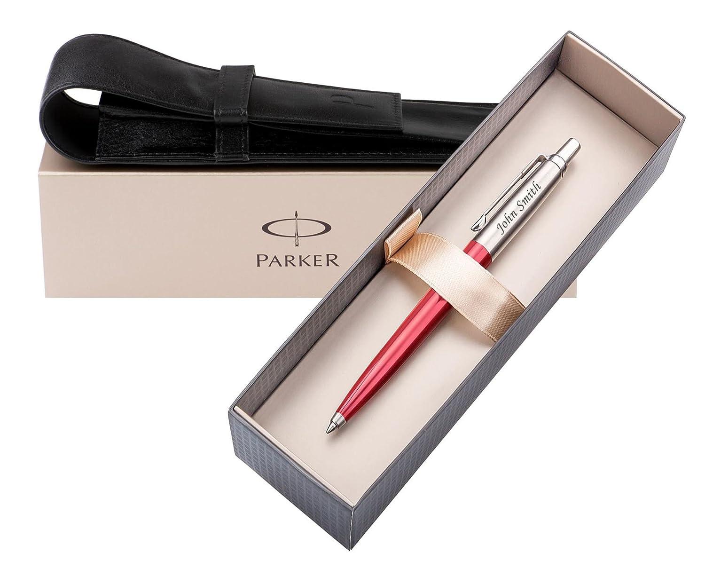 Amazon.com : Unique Personalized Gift - Engraved PARKER PEN JOTTER ...