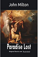 Paradise Lost original classic and illustrated Kindle Edition