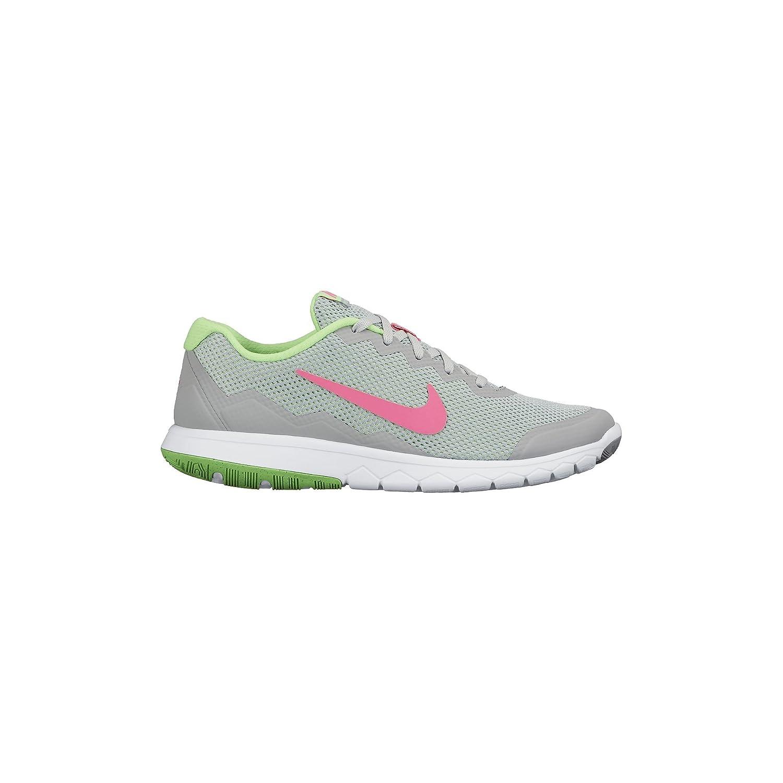 NIKE Men's Flex 2014 RN Running Shoe B010RS7EZI 11 B(M) US|Wolf Grey/Hyper Pink/Vltg Grn/White