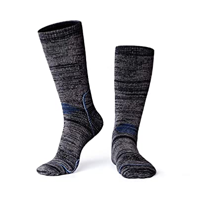 Anyou Hiking Socks, Men  Women Moisture Wicking...