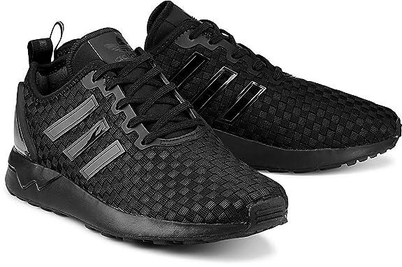 15c2f129c adidas Mens Originals Mens ZX Flux Adv Trainers in Black - UK 11   Amazon.co.uk  Shoes   Bags