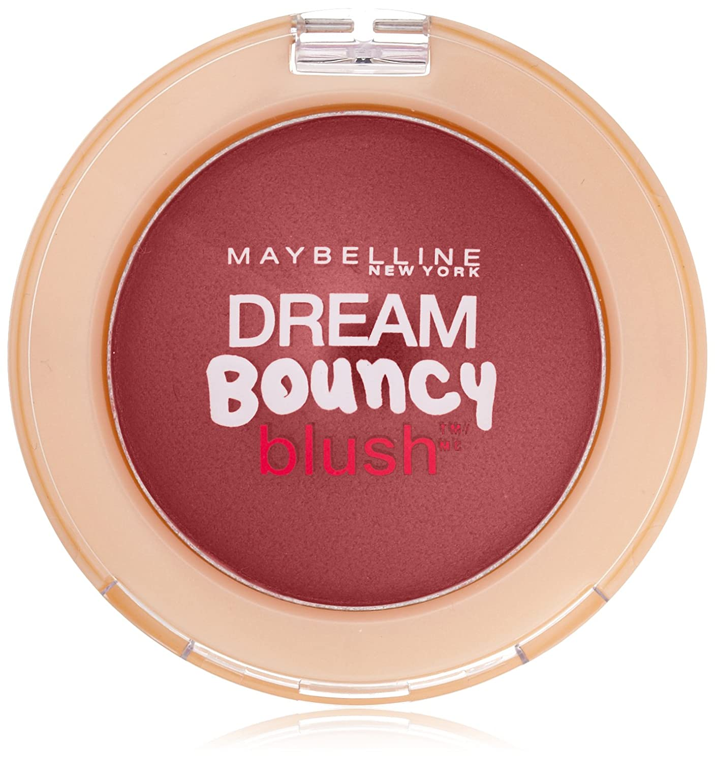 Maybelline New York Dream Bouncy Blush, Fresh Pink, 0.19 Ounce May-3225