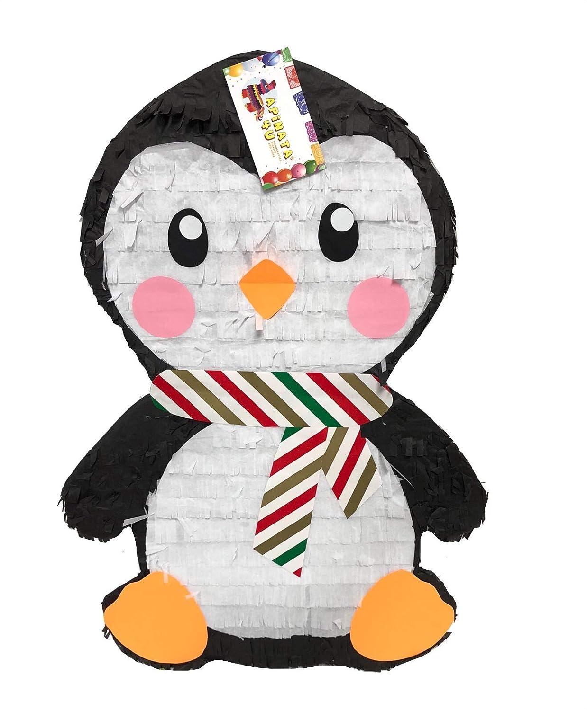 Christmas Penguin Pinatas
