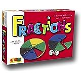 Créative Toys - CT 2186 - Jeu Educatif et Scientifique - Fractions