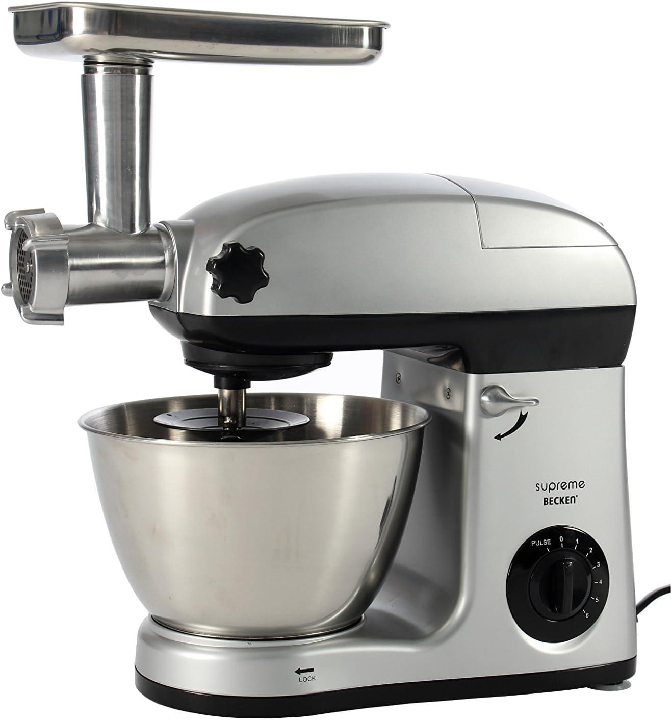 Becken - Robot de cocina supreme: Amazon.es: Hogar