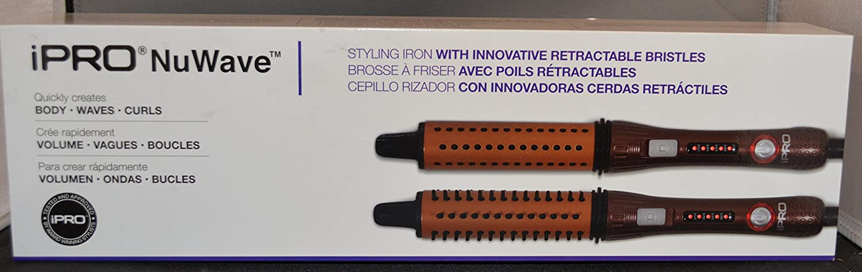 Amazon.com: iPro NuWave plancha de estilo con innovador ...