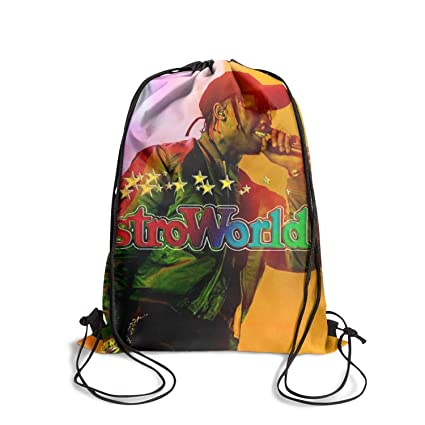 fd09f68aa166 Amazon.com: YAYAZANPl Drawstring Backpack Dancing Bag Gym Sackpack ...